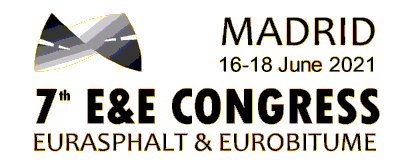 7th E&E Congress EURASPHALT & EUROBITUME 2021. Madrid, Spain